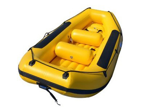 XYQY waterproof pvc inflatable boat with high tearing for outside-25
