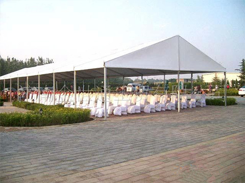 XYQY wedding putting a tarp over a tent manufacturers for truck cover-20