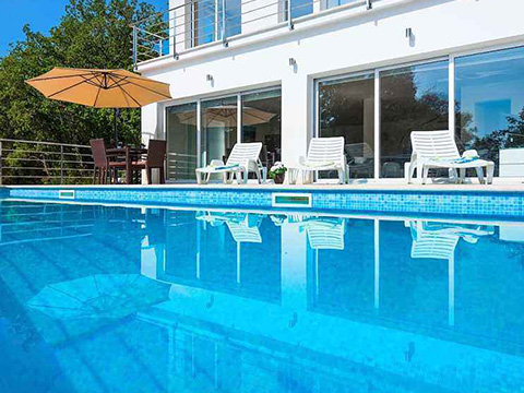 product-XYQY-PVC coated fabric material for swimming pool backing-img-3