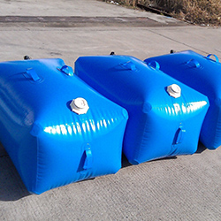 Custom potable water pillow tanks tarpaulin for agriculture-18