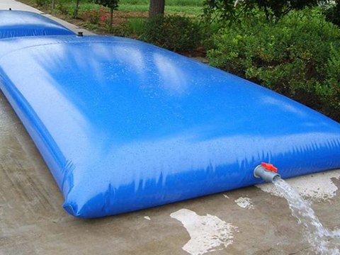 Custom potable water pillow tanks tarpaulin for agriculture-21