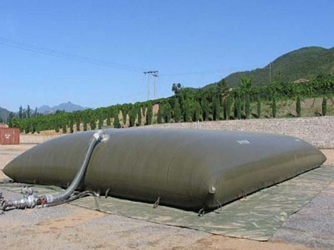 Custom potable water pillow tanks tarpaulin for agriculture-23
