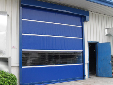 XYQY pvc Tarpaulin Fabric for Rolling Door for business for outdoor-20