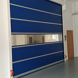 Wholesale Tarpaulin Fabric for Rolling Door fabric company for rolling door-15