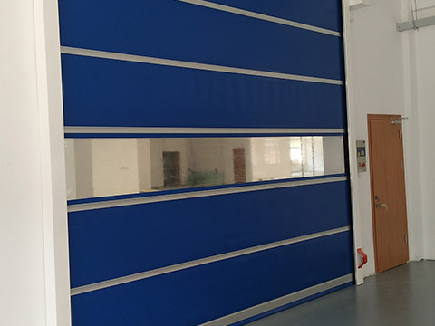 custom pvc tarpaulin fabric pvc to meet any of your requirements for rolling door-22