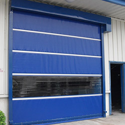 Hot rolling door tarpaulin fabric container XYQY Brand-Drop Stitch fabric,pvc tarp,PVC Coated tarpau-1