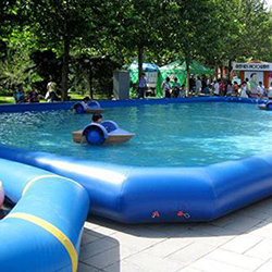 High-quality automatic swimming pool covers inground durable factory for inflatable pools.-14
