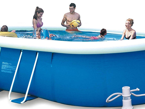 XYQY Latest 28 foot round winter pool cover Suppliers for inflatable pools.-20