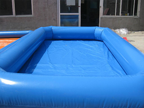High-quality automatic swimming pool covers inground durable factory for inflatable pools.-23