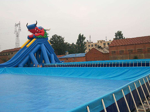 XYQY high quality fabric pool to meet any of your requirements for inflatable pools.-24