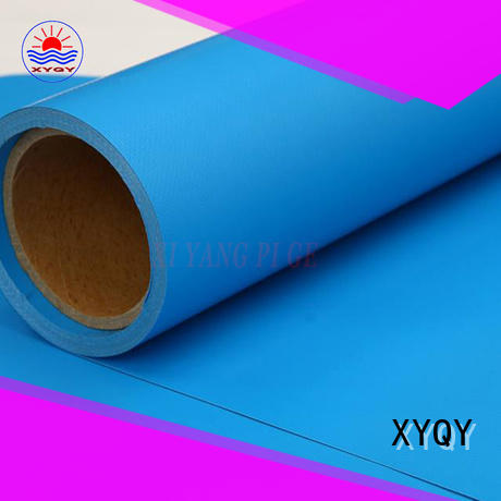 XYQY Top waterproof tarpaulin fabric Suppliers for awning