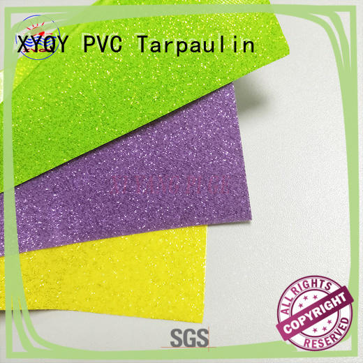 non-toxic environmental pvc fabric fabric with high tearing for inflatable games tarp
