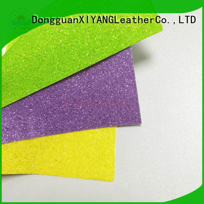 XYQY non-toxic environmental pvc fabric Suppliers for indoor