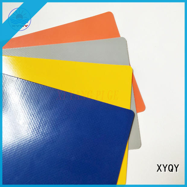 XYQY door pvc coated tarpaulin fabric suppliers manufacturers for outdoor