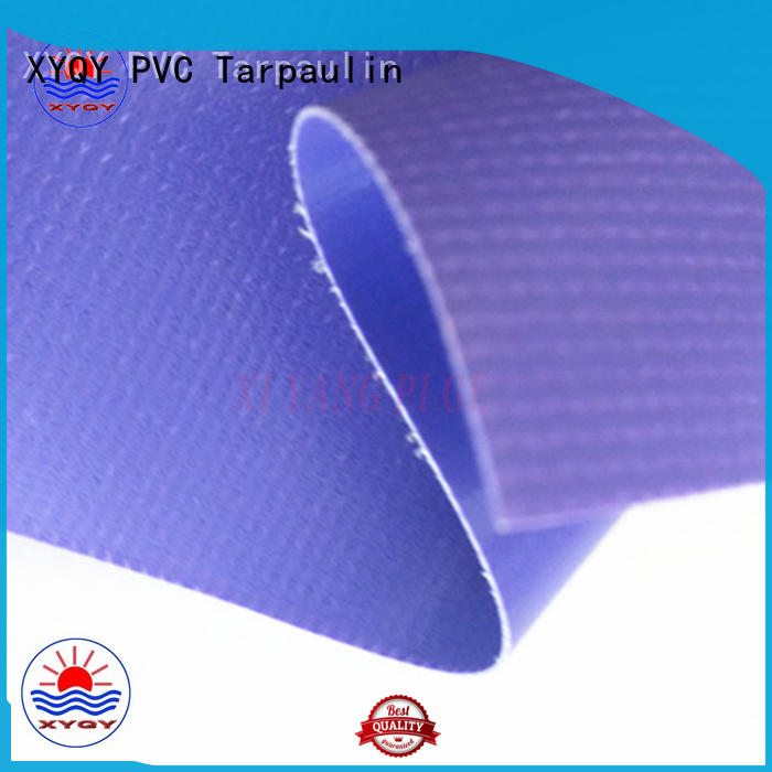 XYQY Brand pvc tarpaulin cover custom inflatable boat fabric