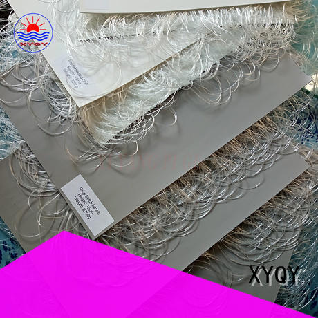 XYQY available stretch pvc fabric company for inflatable screens