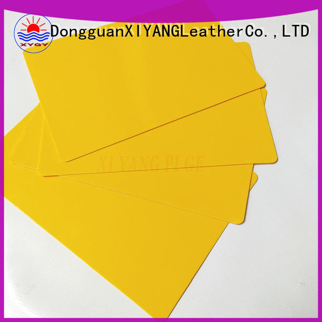 XYQY Latest pvc coated tarpaulin fabric factory for rolling door