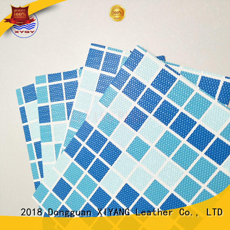 XYQY tarpaulin clear pvc fabric with good quality and pretty competitive price for child