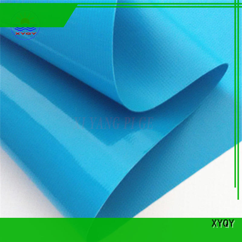 Latest inflatable fabric tarpaulin factory