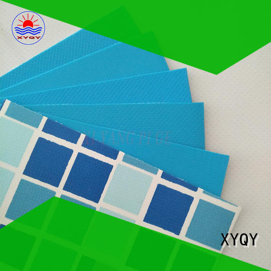 XYQY high tear above ground pool liner manufacturers Supply for child