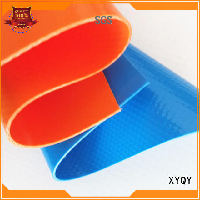 XYQY durable pvc coated polyester fabric with good quality and pretty competitive price for pools