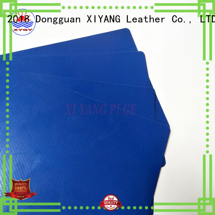XYQY custom pvc tarpaulin fabric with good quality and pretty competitive price for outdoor