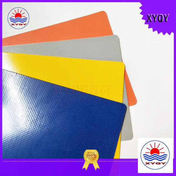 XYQY durable tarpaulin fabric suppliers to meet any of your requirements for outdoor