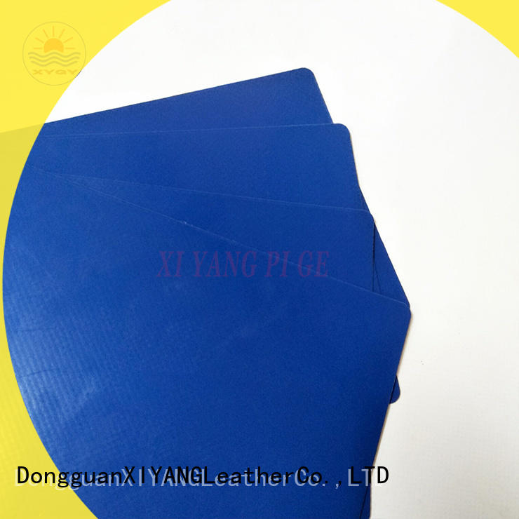 XYQY rolling tarpaulin materials fabrics Supply for rolling door