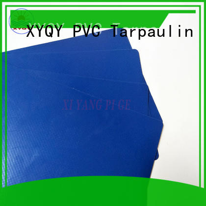XYQY Top tarpaulin materials fabrics Supply for outdoor