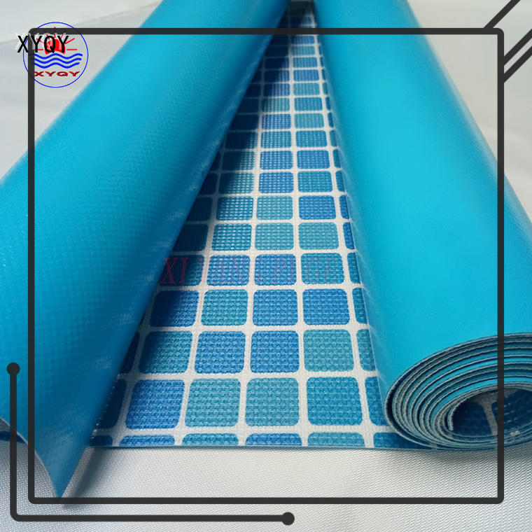 XYQY fabric large pool liners for swimming pool