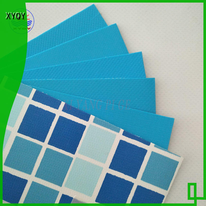 XYQY Top 28 foot above ground pool liner Supply for swimming pool backing