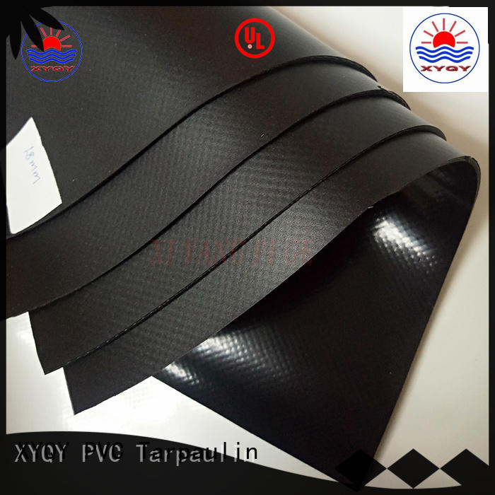 XYQY coated water tank tarpaulin to meet any of your requirements for water and oil
