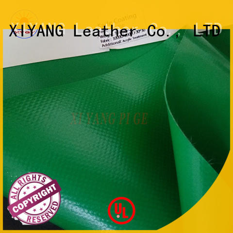 tarpaulin fabric manufacturers structure pvc building Warranty XYQY
