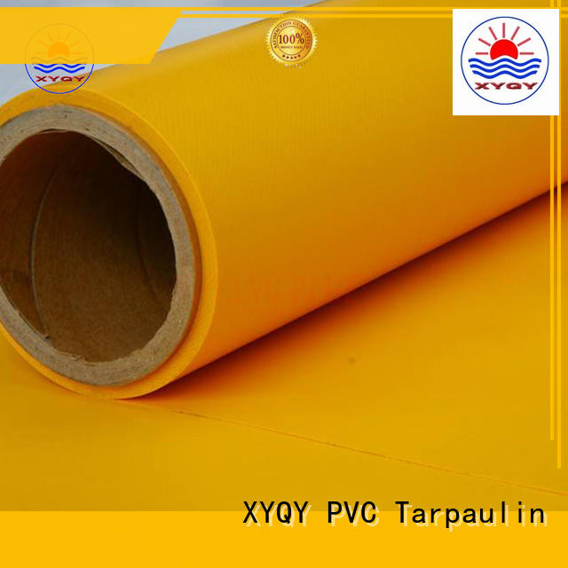 XYQY Brand coated pvc side curtain truck tarpaulin container supplier