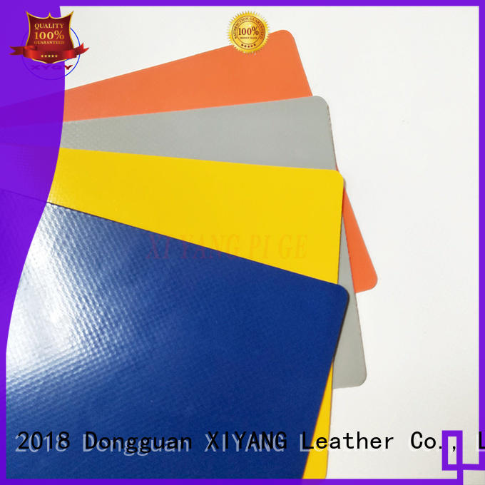 XYQY high quality tarpaulin fabric with good quality and pretty competitive price for rolling door