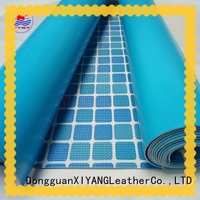 XYQY water-proof cheap above ground overlap pool liners company for swimming pool