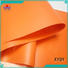 Top inflatable plastic material fabric for bladder