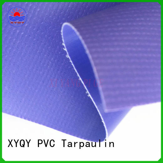 XYQY with tensile strength pvc raft fabric for bladder