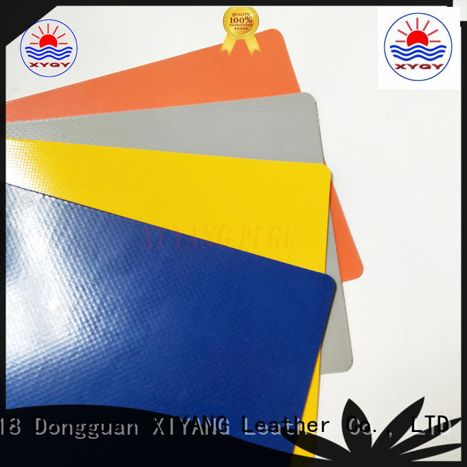 XYQY tarpaulin pvc coated tarpaulin fabric to meet any of your requirements for rolling door
