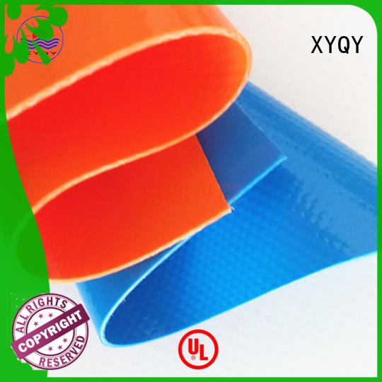 XYQY pvc pvc inflatable fabric Supply for outside