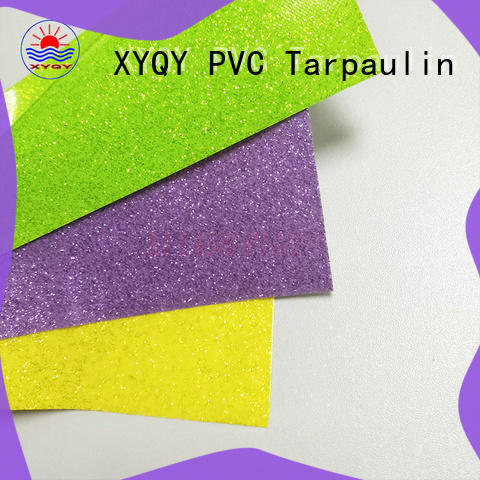 XYQY with high tearing inflatable fabric materials for inflatable games tarp