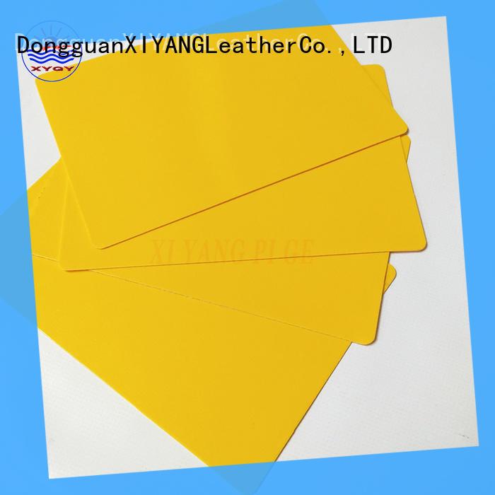 XYQY waterproof Tarpaulin Fabric for Rolling Door Supply for rolling door