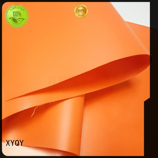 XYQY waterproof inflatable boat material tarpaulin for sport