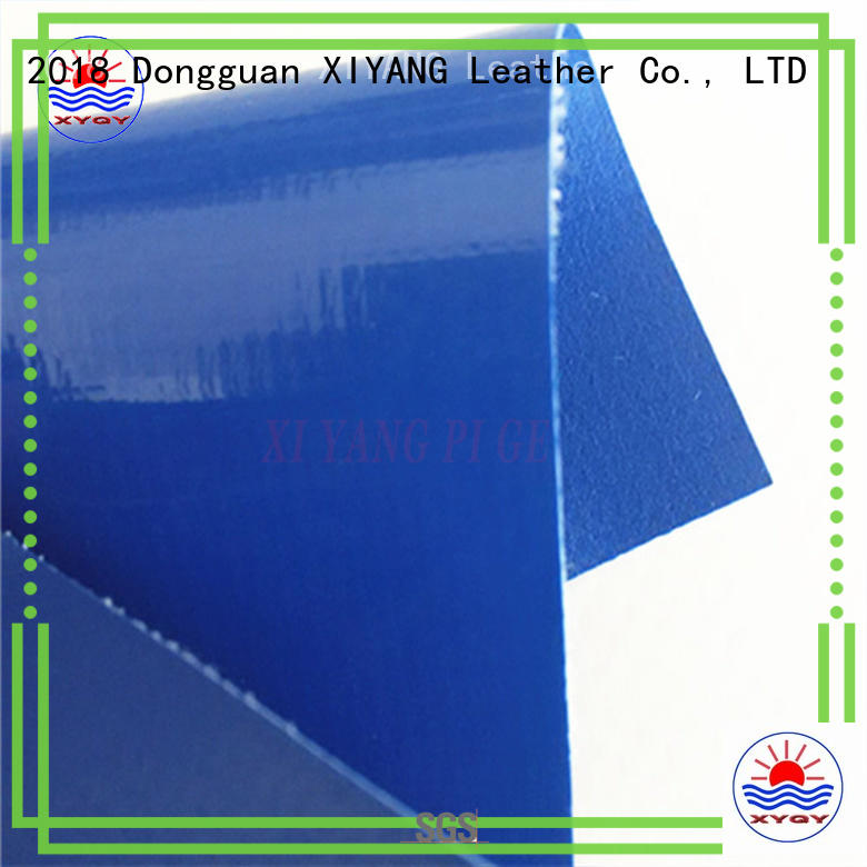 XYQY cold-resistant inflatable fabric materials with high tearing for inflatable games tarp