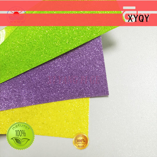 XYQY kids pvc fabric with tensile strength for indoor