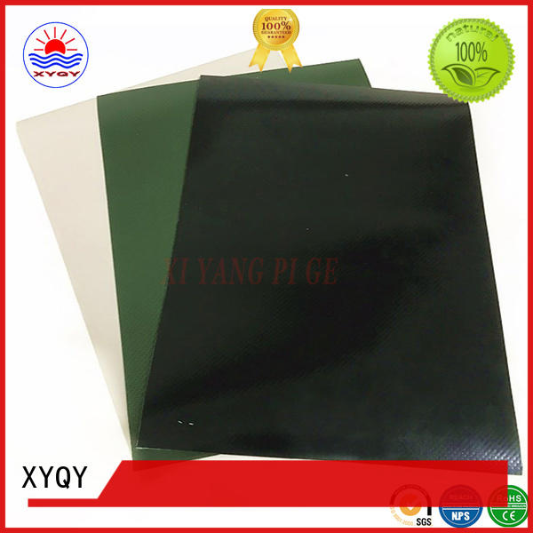 tarpaulin waterproof pvc fabric coated for outside XYQY