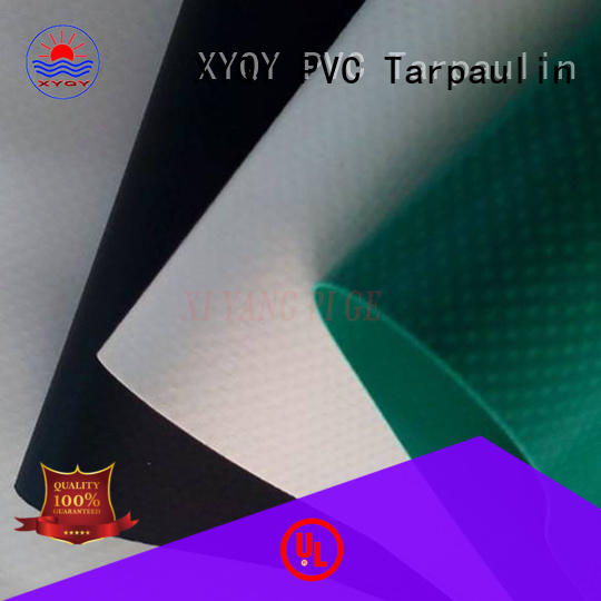 XYQY High-quality tarpaulin fabric Suppliers for carportConstruction for membrane