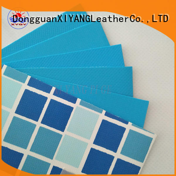 XYQY Wholesale pool liner fabric Supply for men