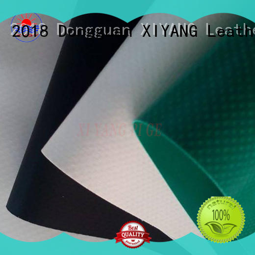 fabric pvc coated tarpaulin with good quality and pretty competitive price for inflatable membrance XYQY