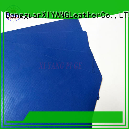 XYQY fabric tarpaulin materials fabrics for rolling door